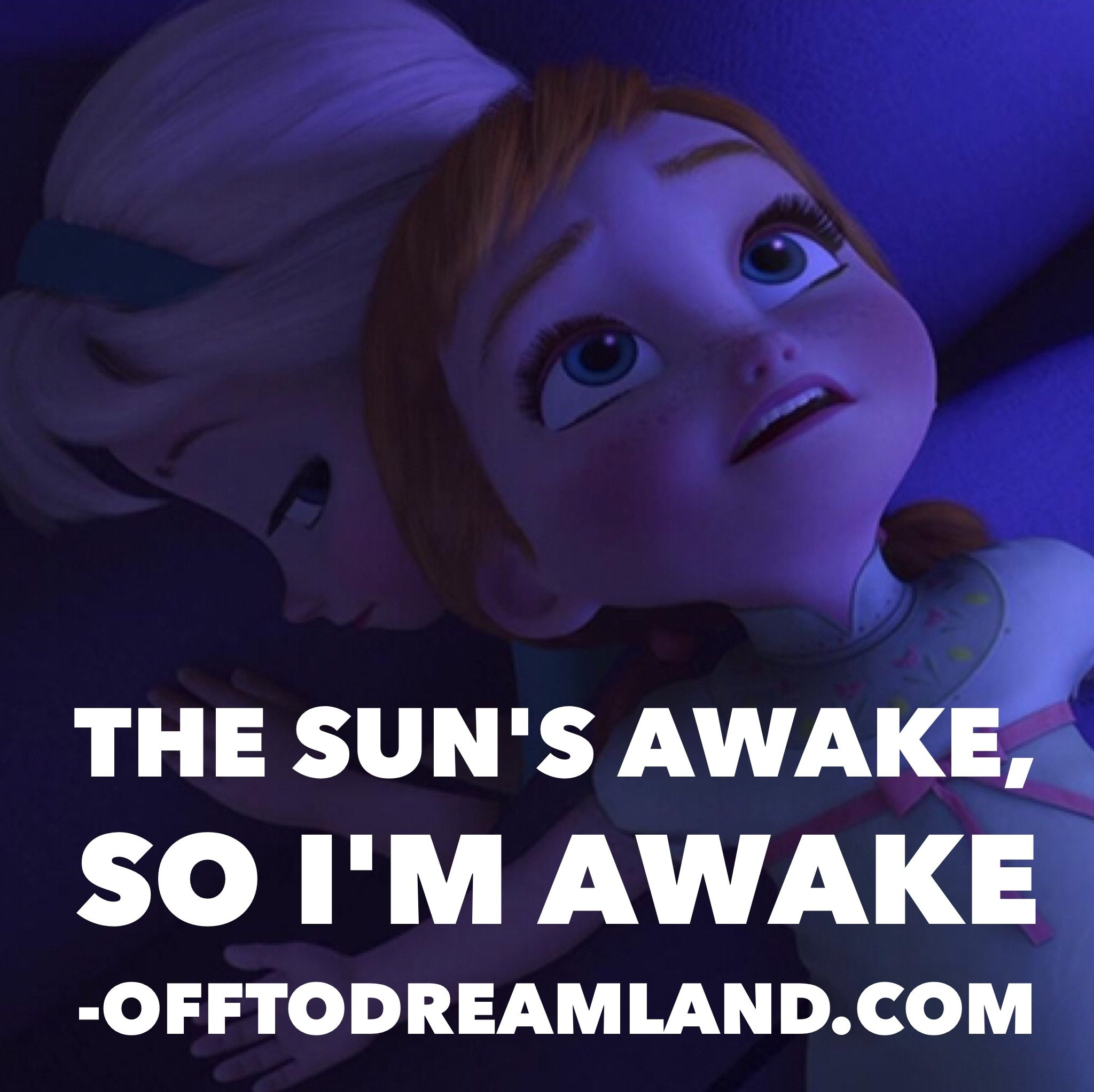 Daylight Saving Sleep Tips: The Sun's Awake