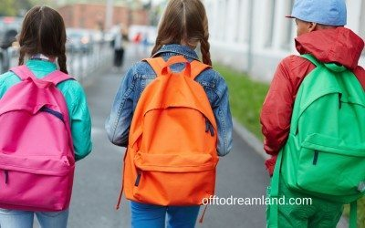 5 Top Tips for Back-to-School Sleep Success