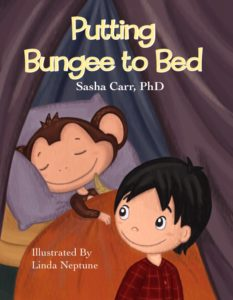 Bedtime book Putting Bungee to Bed front cover