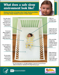 Baby Crib Safety | Baby Sleep Coach CT | Baby Sleep Training