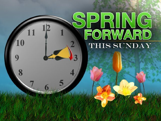 Spring Forward (Mostly) Painlessly For Daylight Saving Time
