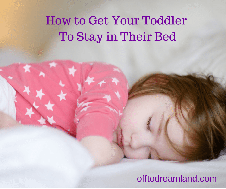 How To Teach Baby Not To Fall Off Bed