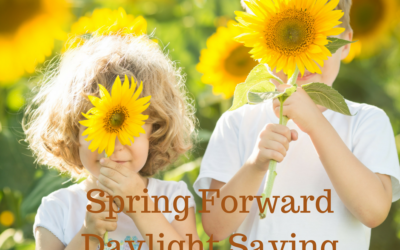"Sleep Tips for Daylight Saving Time ""Spring Forward"" 2017"