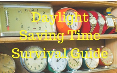 Daylight Saving Time Survival Guide